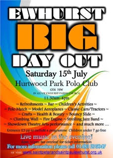 Ewhurst big day out 2